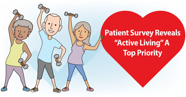 Active Living Survey & Campaign Announced for Heart Valve Patients