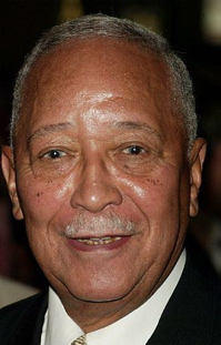 David Dinkins - Former Mayor Recoverinig From Heart Valve Replacement Surgery