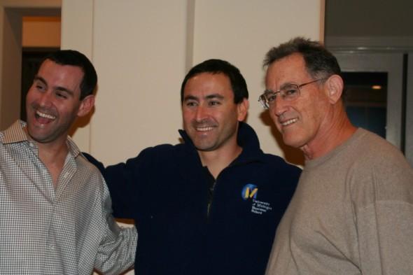Adam, Doug And Jerry Pick