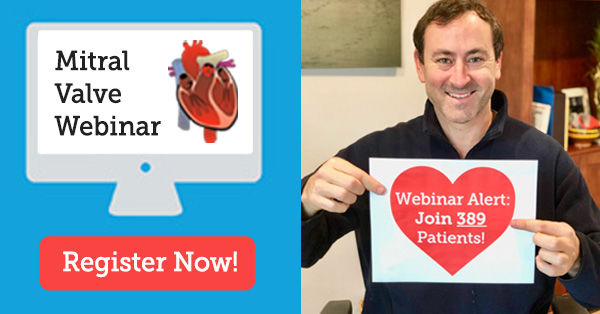 Click To Sign Up For Mitral Valve Webinar