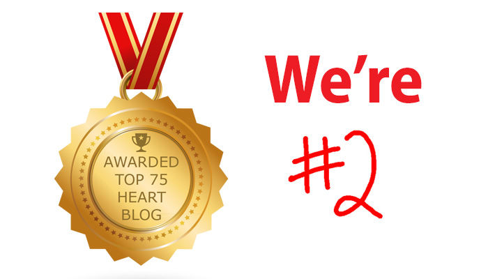 HeartValveSurgery.com Ranks #2 in Feedspot Heart Website Rankings