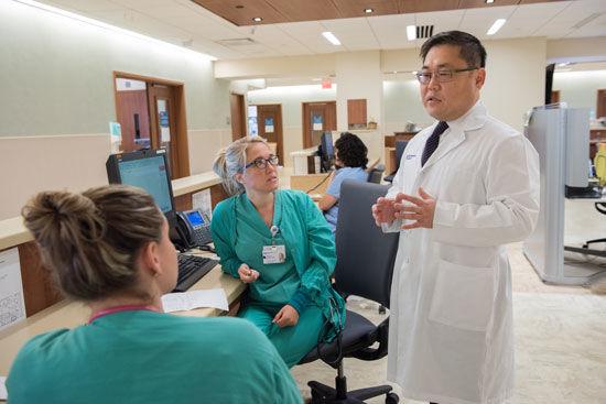 Dr. Gyu Gang - Heart Surgeon at Northwestern Medicine