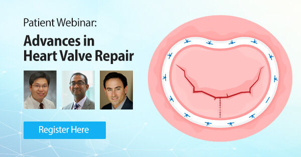 Heart Valve Repair Webinar with Dr. Szeto and Dr. Atluri
