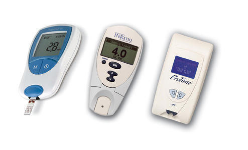 Home INR Test Meter Machine For Patients