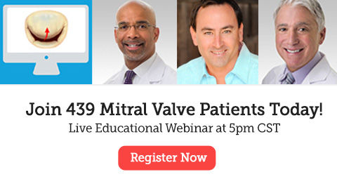 Mitral Valve Webinar Announces Over 400 Patient Registrations