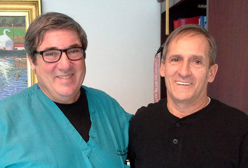 Dr. Richard Shemin & Heart Valve Patient