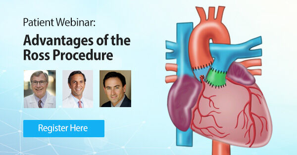 Ross Procedure Webinar with Drs. Stelzer & El-Hamamsy