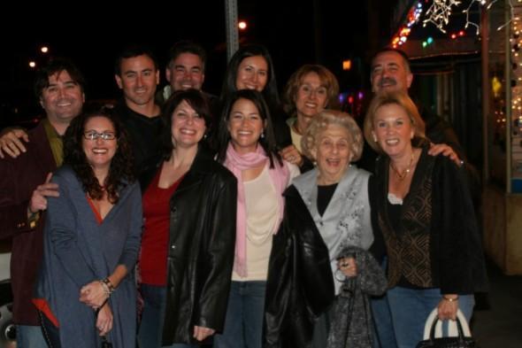 Adam Pick's Family