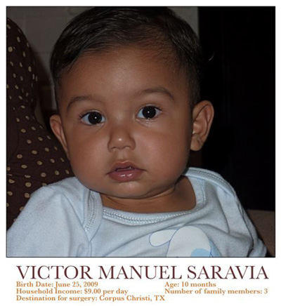 Victor Saravia Receives Gift of Life Donation for Heart Surgery from HeartValveSurgery.com