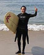 Adam Pick Surfing After Heart Surgery