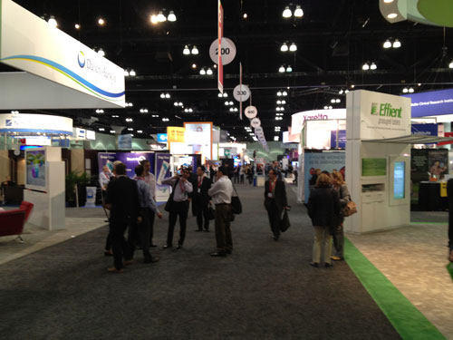 Photo Of Exhibit Hall At American Heart Association Conference
