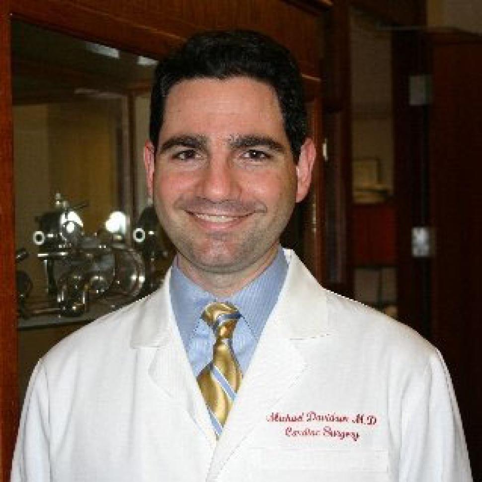 Dr. Michael Davidson
