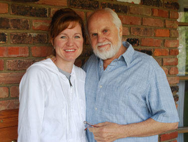 Danielle Curcio and Her Father - Heart Valve Replacement Patient
