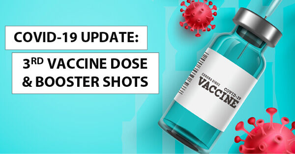 COVID-19 3rd Dose & Booster Shot for Heart Valve Patients