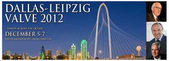 Dallas Leipzig Valve Conference 2012