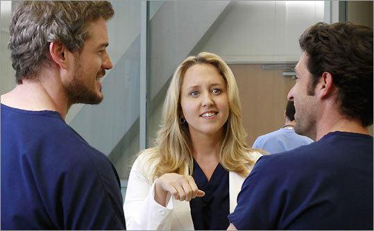 Brooke Smith - Heart Surgeon Dr. Hahn On Gray's Anatomy