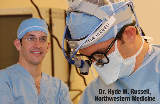 Dr. Hyde M. Russell