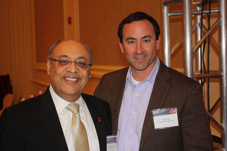 Dr. Narula with Adam Pick
