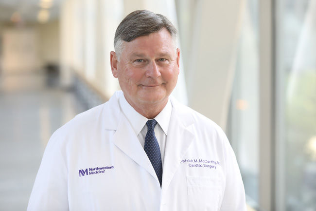 Dr. Patrick McCarthy - Heart Surgeon at Northwestern Medicine