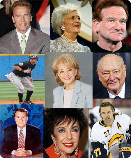 Picture Of Famous People & Celebrities Who Had Heart Surgery