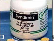 Phen Fen Heart Valve Damage Drug Study