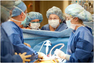 Picture Of Cardiac Surgery Operating Room