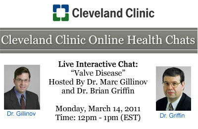 Cleveland Clinic Health Chat With Dr. Gillinov