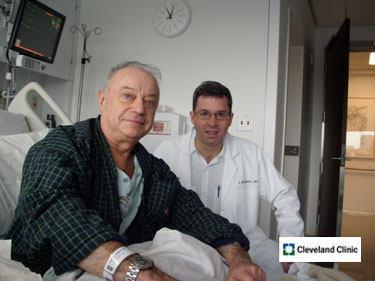 Dr. Marc Gillinov And Don Spencer