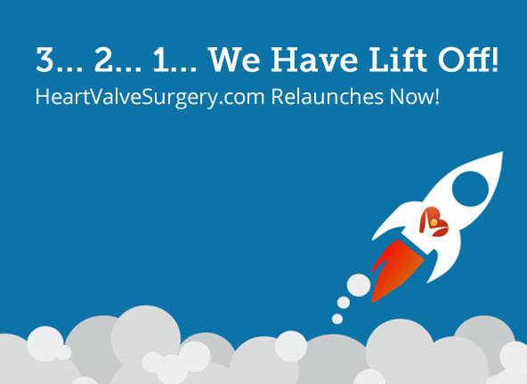 HeartValveSurgery.com Relaunches