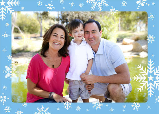 Pick Family Holiday Card - 2014
