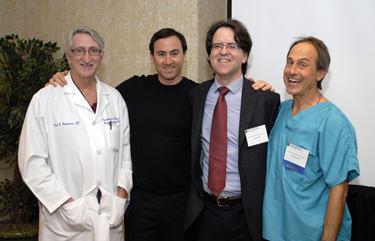 Dr. Paul Massimiano, Adam Pick, Dr. Niv Ad, Dr. John Glick