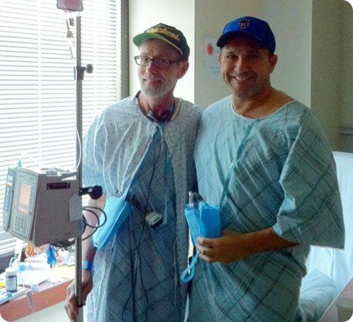 Jim & Jeff - Cardiac Surgery Patients at Mount Sinai