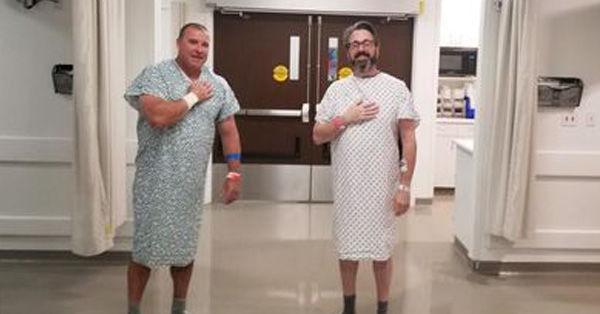 John & Larry - Heart Valve Patients