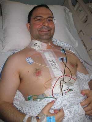 Joseph Minucci - Aortic Valve Replacement Patient