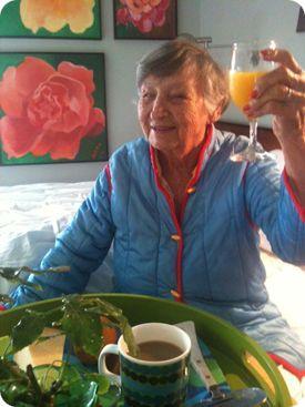 MitraClip Patient Celebrates 95th Birthday