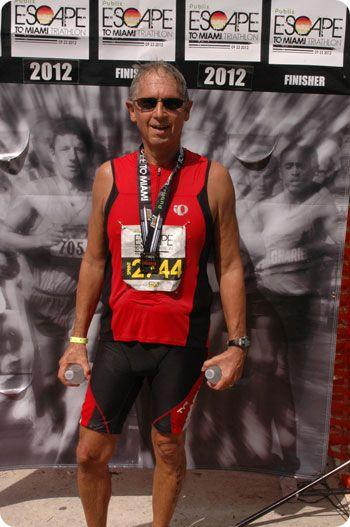 Leo Hernandez - BAV Patient And Half-Marathon Runner