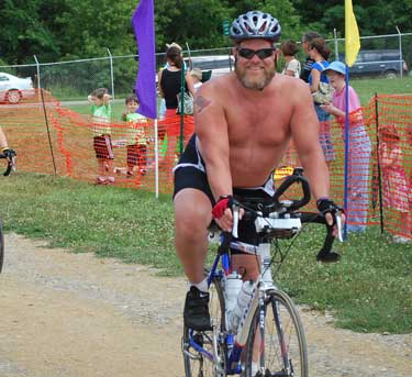 Mark Hurst Bike Rides 300 Miles After Aortic Valve Replacement