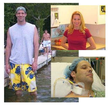 Matt Fountain - Aortic Valve Replacement & Aortic Root Replacement Patient