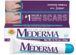 Mederma Gel For Chest Scar Treatment After Open Heart Surgery