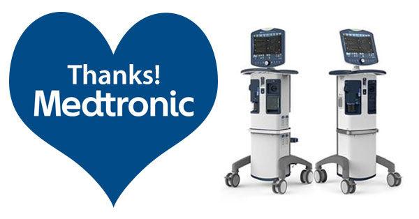 Medtronic Ventilators