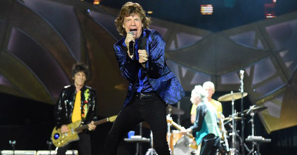 Mick Jagger Singing Before TAVR Procedure