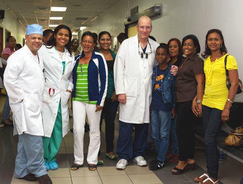 Mitral Foundation Mission - Santo Domingo