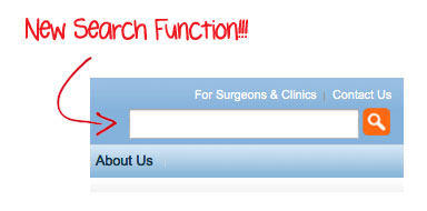 New Heart Valve Surgery Search Functionality