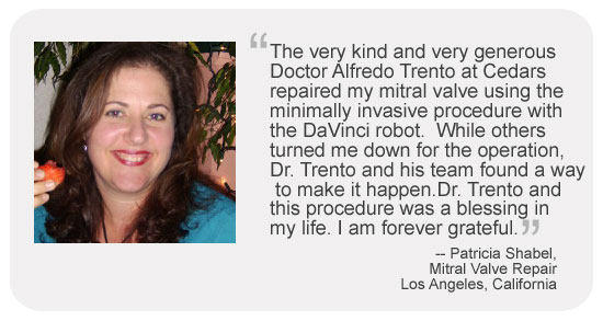 Dr. Alfredo Trento Patient Success Story
