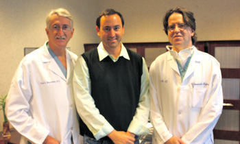 Dr. Niv Ad, Dr. Paul Massimiano, Adam Pick
