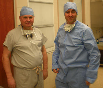 Dr. Chitwood And Adam Pick