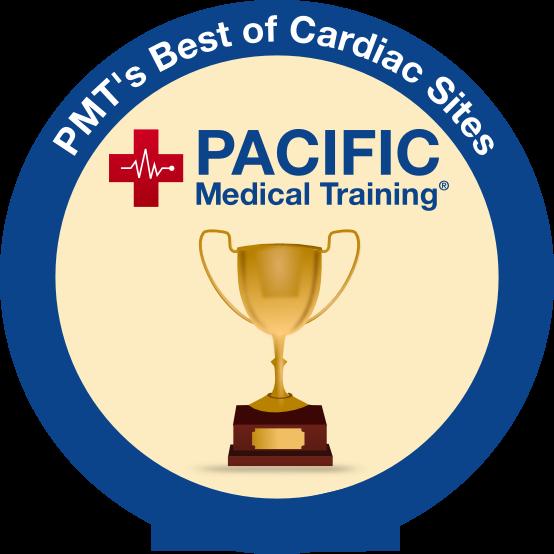 Best Cardiac Website Award