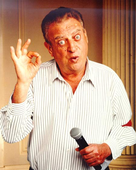 Rodney Dangerfield - Double Heart Valve Replacement Patient