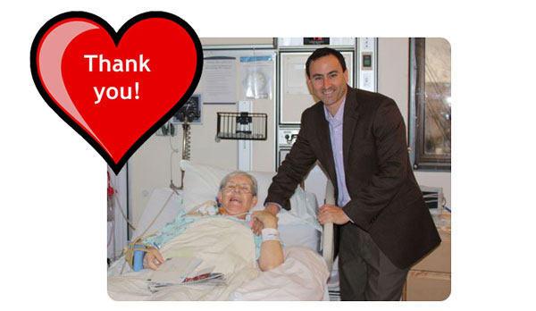 Heartfelt Thank You!