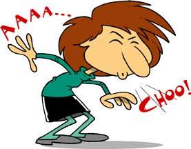 อะไรทำให้เราจาม-What makes people sneeze